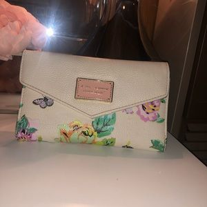 Floral Betsey Johnson Wallet